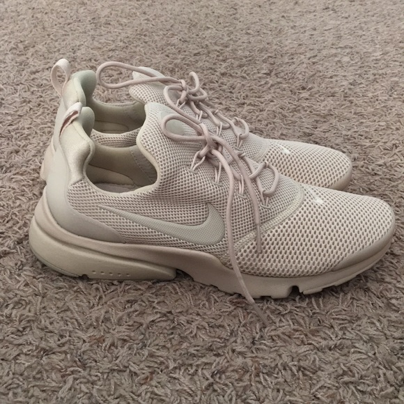 huge discount 859c8 9f0a9 Women s Nike presto fly oatmeal. M 5a43e6f7739d48eb2f099207. Other Shoes ...